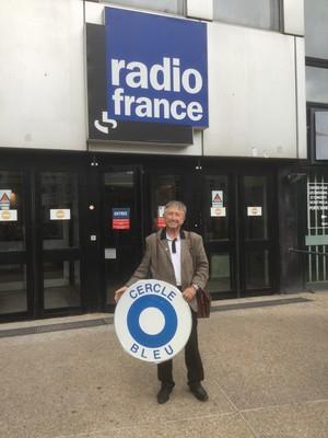Dans l'attente du passage du Cercle Bleu sur les ondes de Radio-France